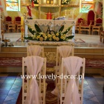 Dekoracja kościoła (2)