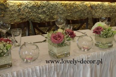 dekoracje sal weselnych krosno