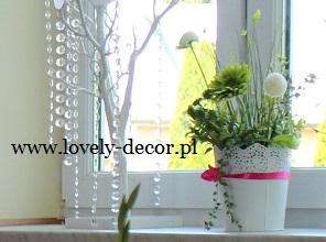 Dekoracje weselne  dekoracja sali w Besku