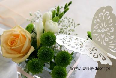 dekoracje weselne  Krosno