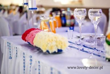 dekoracje weselne podkarpacie