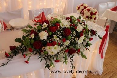 dekoracje weselne rymanów