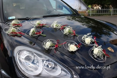 dekoracja samochodu (2)