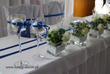 dekoracje weselne sanok