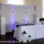 najpiękniejsze dekoracje weselne