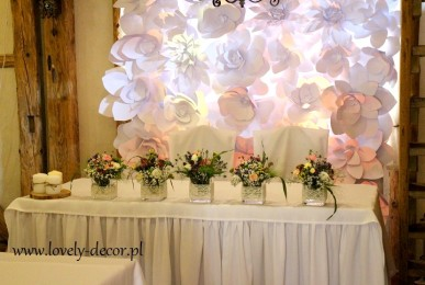 scianka-kwiatowa-wesele