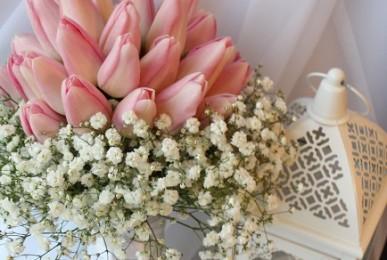 bukiet dla pani młodej z tulipana (2)