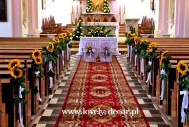 kościół w miejscu piastowym sanktuarium