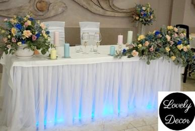 piekne dekoracje weselne
