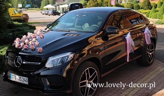 Dekoracja Samochodu Goździkilovely Decor Lovely Decor