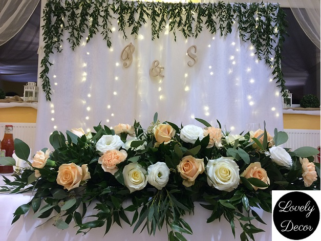 Dekoracje ślubne I Weselne Lovely Decor